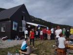 Otvaranje planin. kuće na Plasi: prisutno oko 150 planinara
