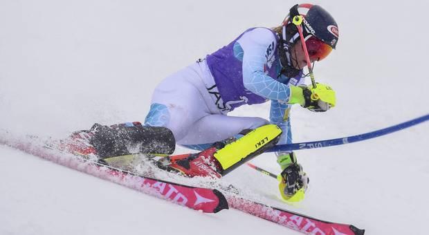 mkaela slalom
