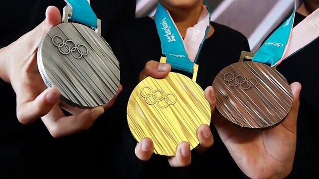 medalje PyeongChang 2018