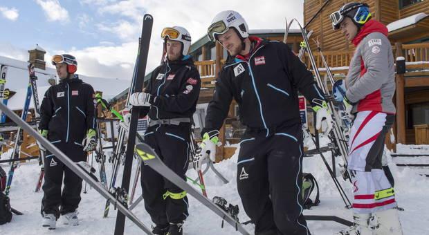 trening ski